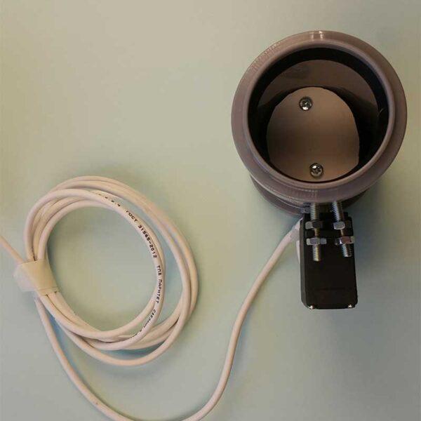 Дополнительный клапан кормления для автоматической кормушки для кур